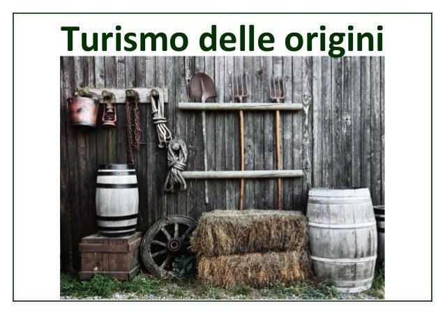 Presentazione Turismo delle origini Campania irpinia