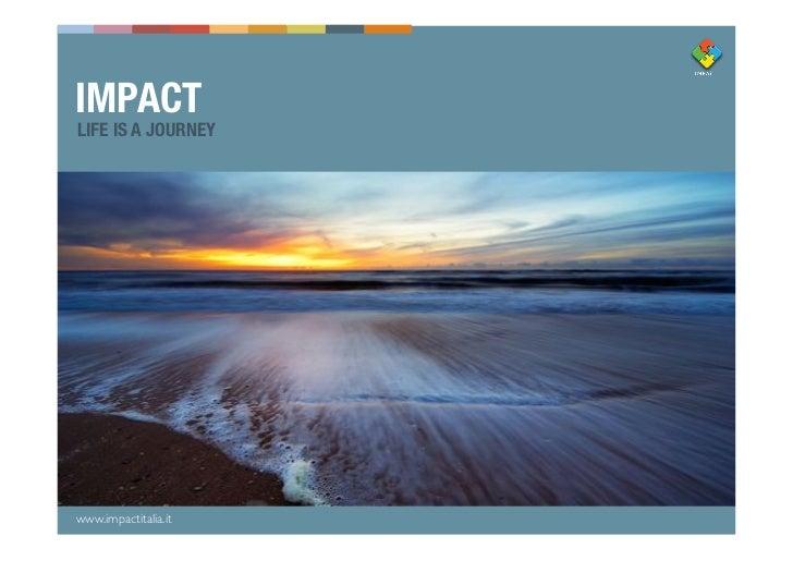 Presentazione Impact