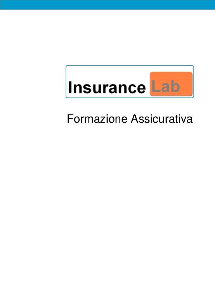 Formazione Assicurativa