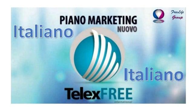 Telexfree Nuovo Piano Compensi 2014