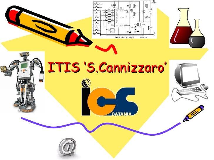 ITIS 'S.Cannizzaro'