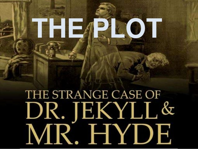 Dr. Jekyll and Mr. Hyde Paper