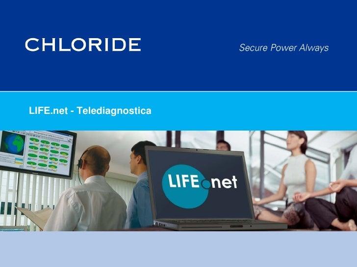 Presentazione Life Net