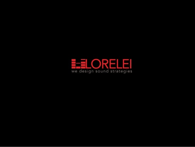 LoreleiAcoustic&Sound Design Agency