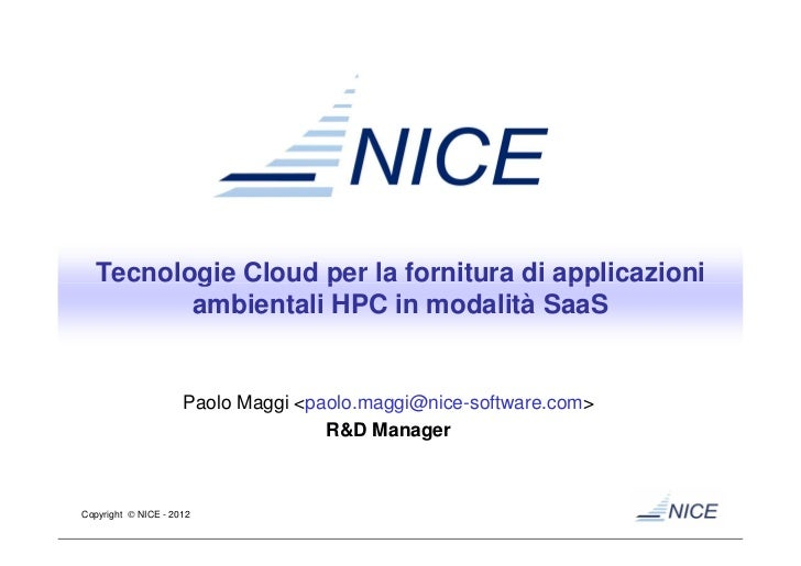 Seminario Paolo Maggi, 24-05-2012