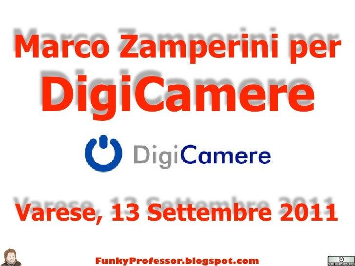 Presentazione Marco Zamperini