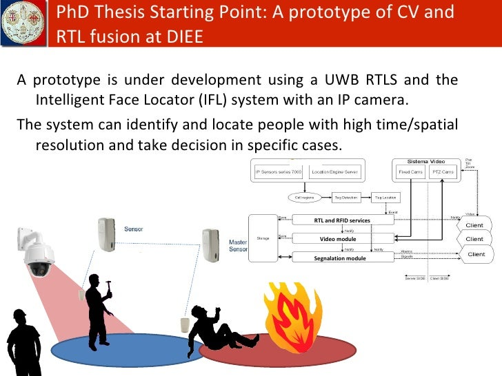 Phd thesis project