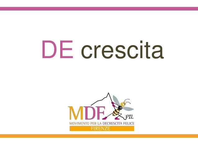 MDF Firenze