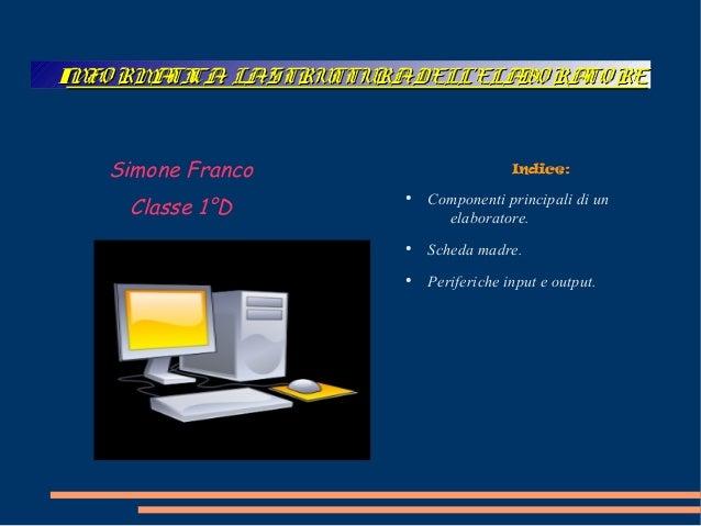 Presentazione open office simone