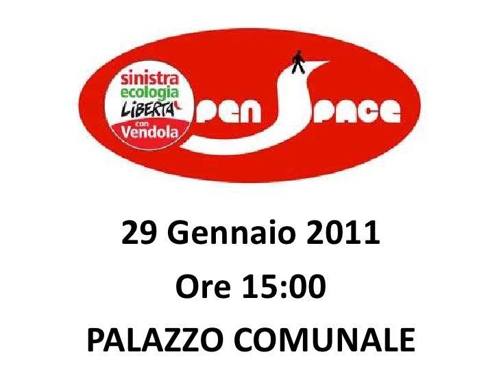 Open space arezzo