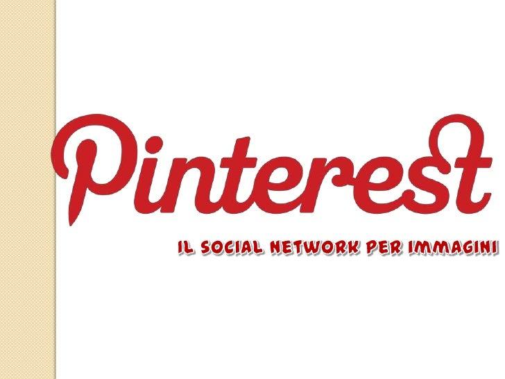 Introduzione a Pinterest