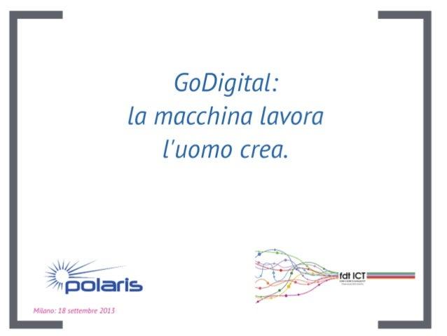 festival ICT 2013: Usare le nuove tecnologie mantenendo il controllo delle informazioni: sogno o realtà?