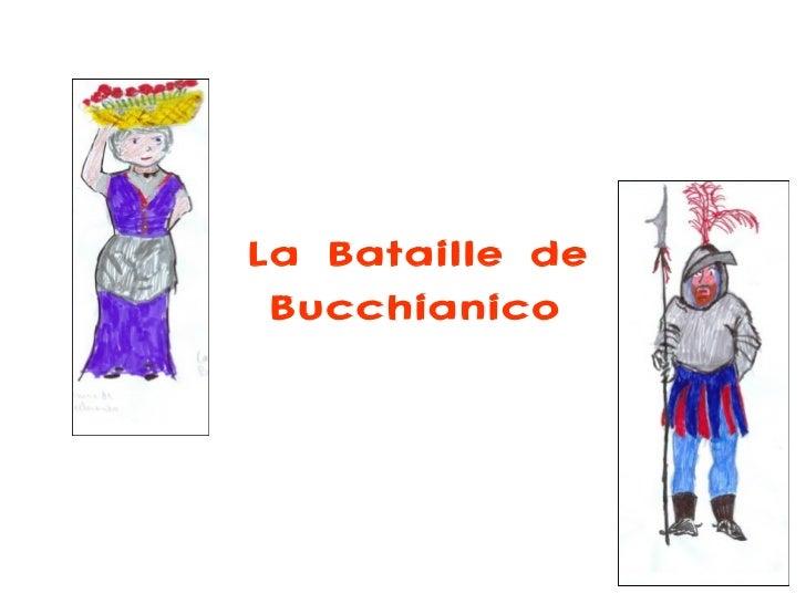 La Bataille de Bucchianico