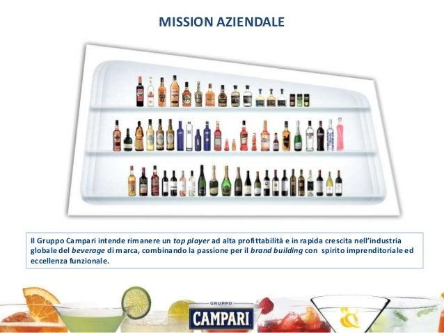 Presentazione Campari Group