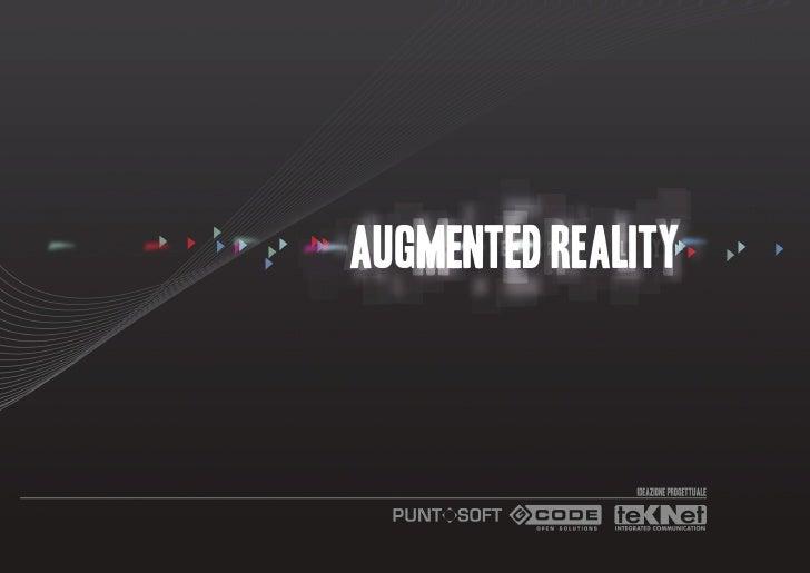 Presentazione realtà aumentata