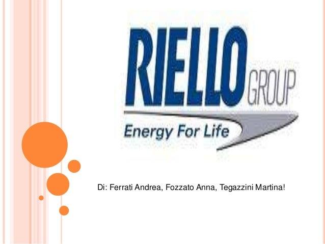 RIELLO group