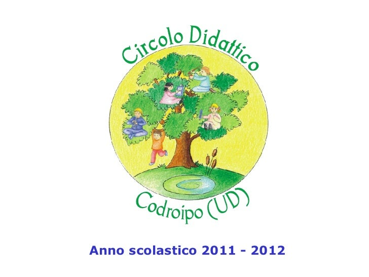 Anno scolastico 2011 - 2012