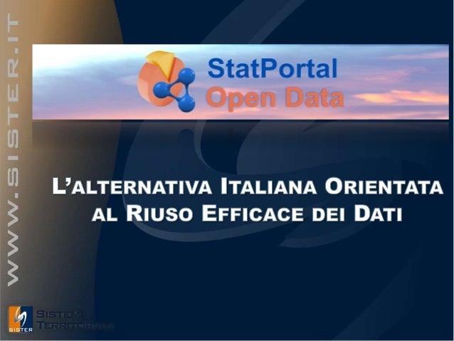 StatPortal OpenData - 2014