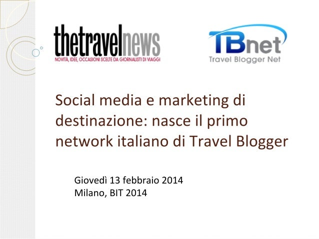 Presentazione TbNet alla Bit Milano