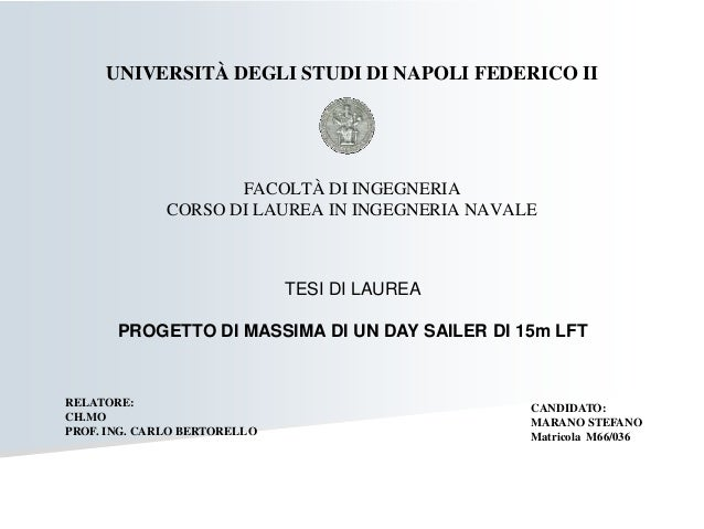 thesis degree master
