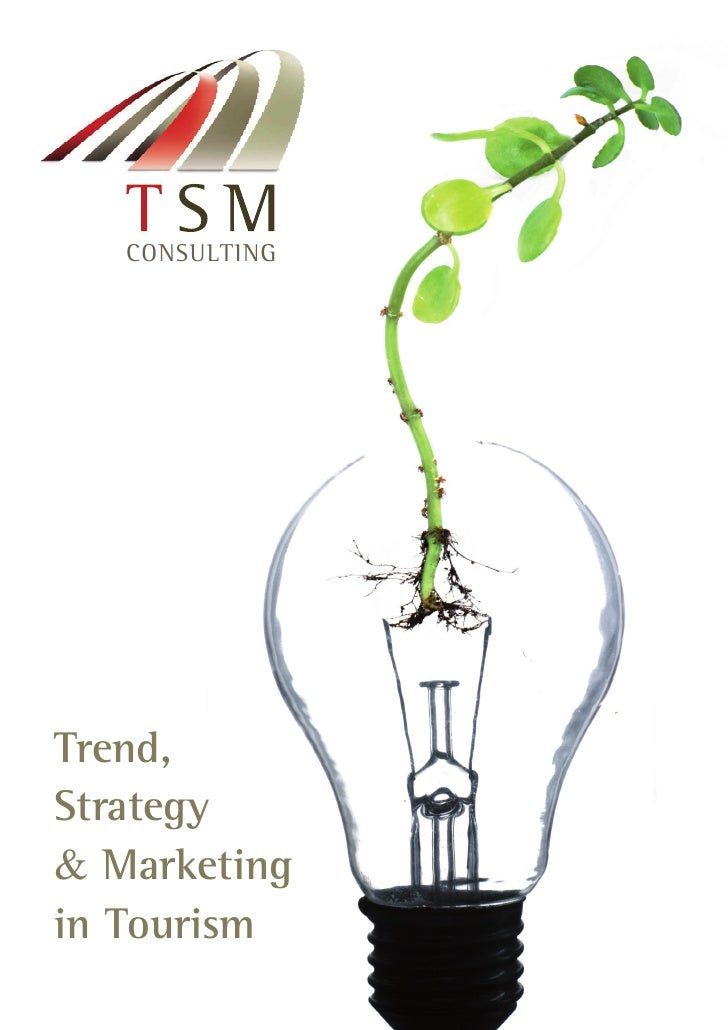 Presentazione Tsm Consulting - Trend Strategy & Marketing in Tourism