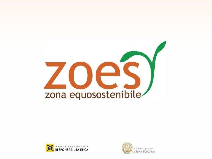Presentazione Zoes 23 Settembre 2010