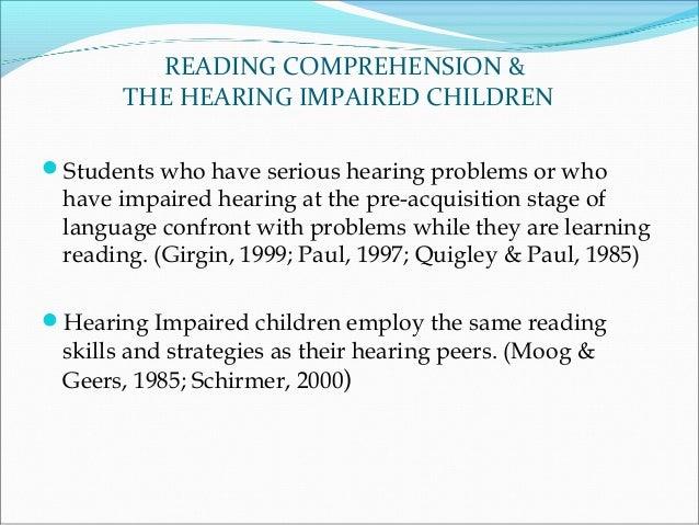 Dissertation reading habit