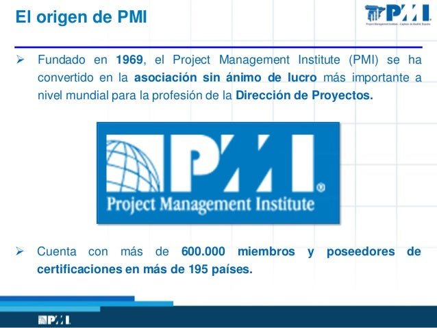 project manager institute The paperback of the project manager competency development framework by project management institute at barnes & noble free shipping on $250 or more.