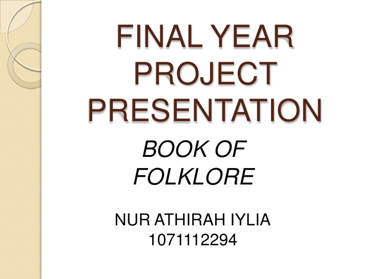 Book Of Folklore