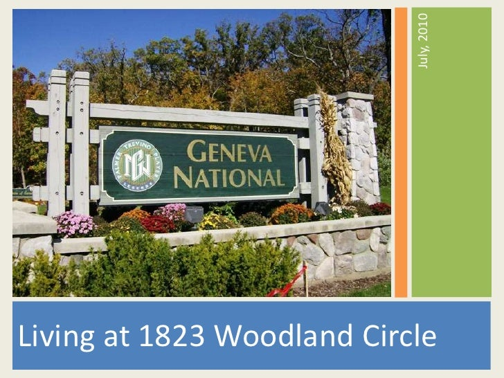 Presenting 1823 Woodland Circle