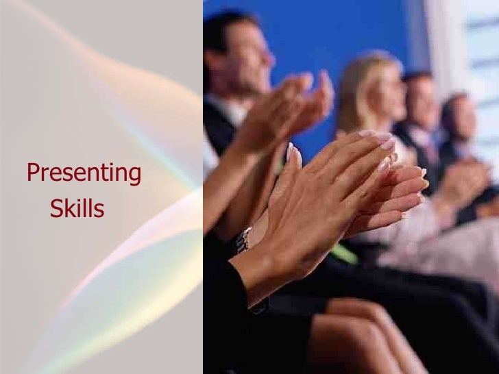 Presenting Skills