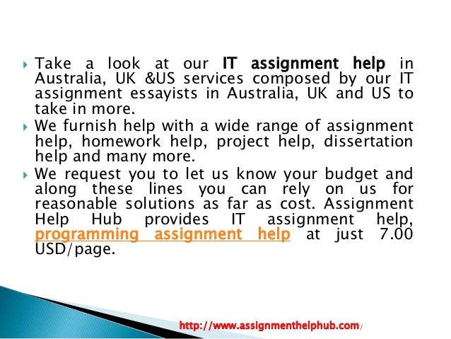 Online Assignment Help Australia | MyAssignmenthelp com