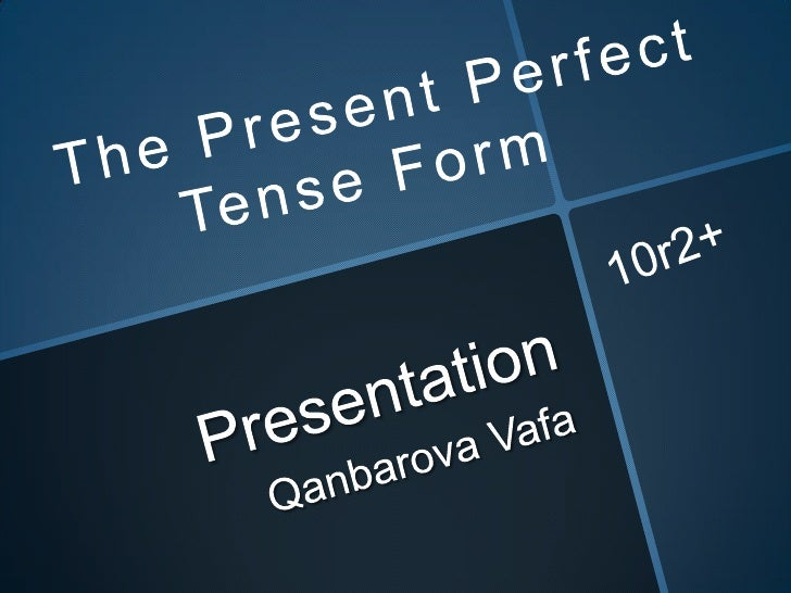 """You can use the Present Perfect to describe your experience. It is likesaying, """"I have the experience of..."""" You can also ..."""