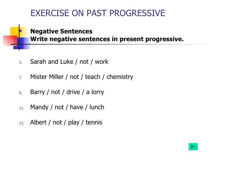 present progressive presentation 9 728