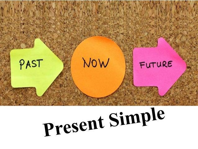 Grammar I - Present simple