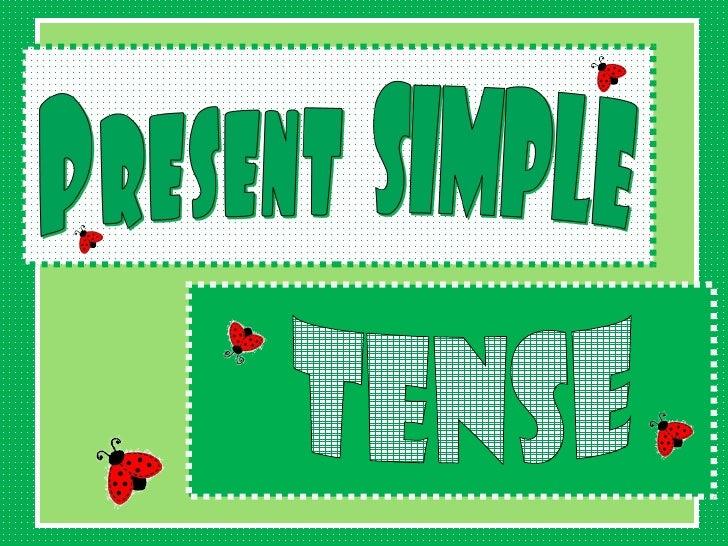 Imagenes de Presente Simple Present Simple Tense Tense