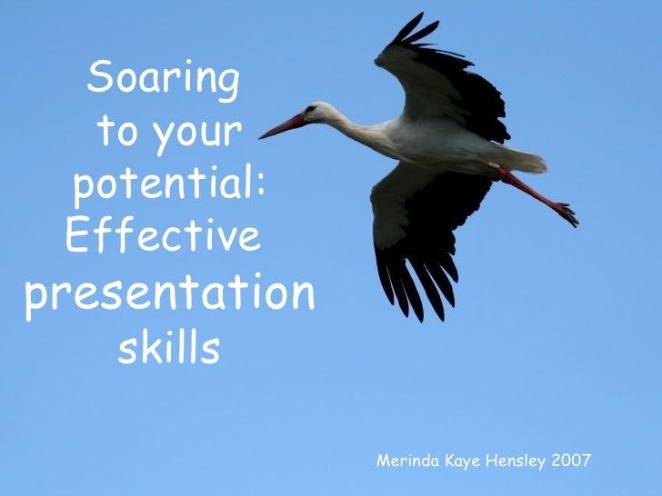 Present Skills