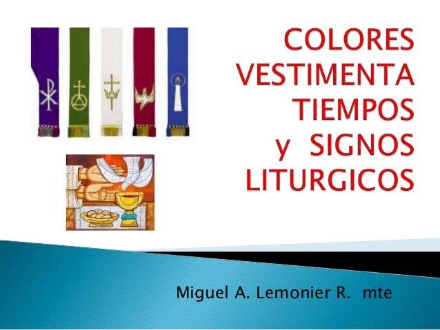 Miguel A. Lemonier R. mte