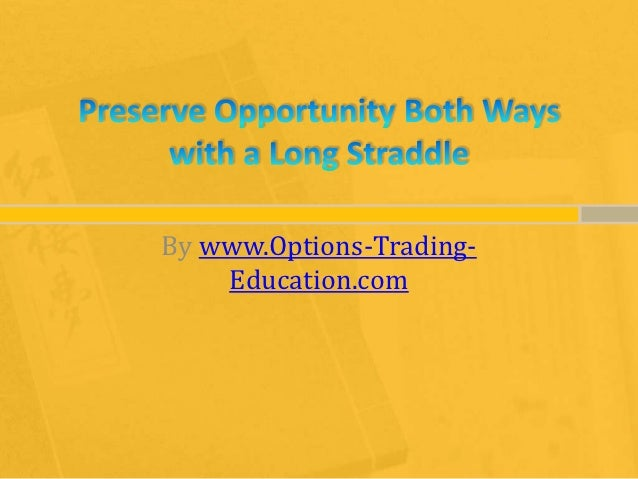 By www.Options-Trading-    Education.com