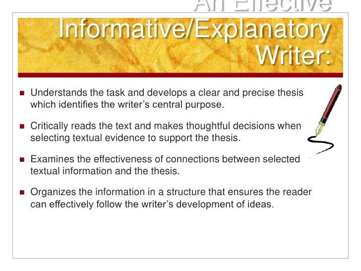 Explanatory essay prompts