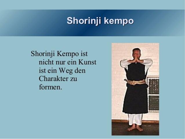 Shorinji kempoShorinji Kempo ist  nicht nur ein Kunst  ist ein Weg den  Charakter zu  formen.