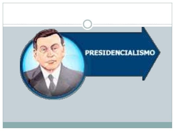 El                    presidente                    es elegido                   por sufragio                     universa...