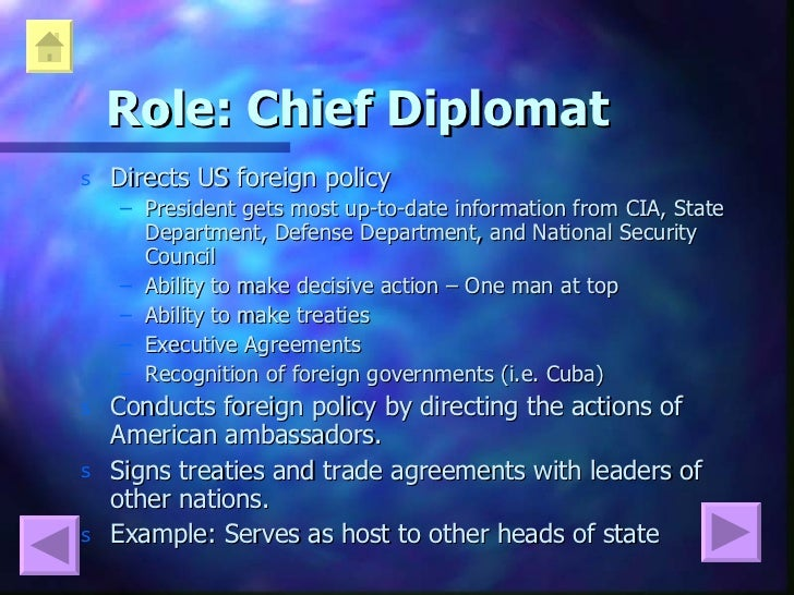 the role of diplomat and functions What is diplomatic immunity for example) who serve the function of dealing directly with their host country's officials on behalf and similar functions).
