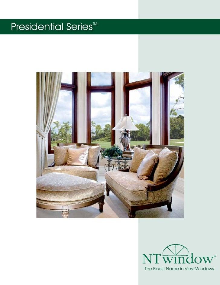 Presidential Brochure 2009