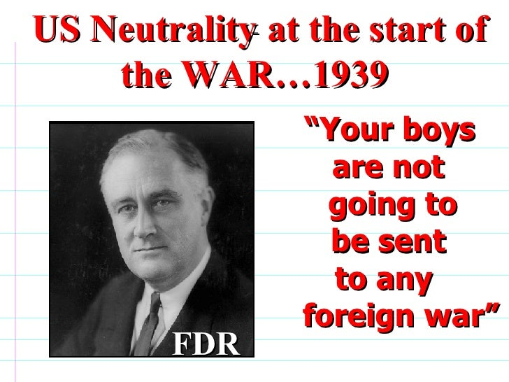 FDR foreign policy help websites please?