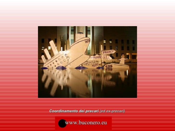 Coordinamento dei precari  (ed ex-precari)
