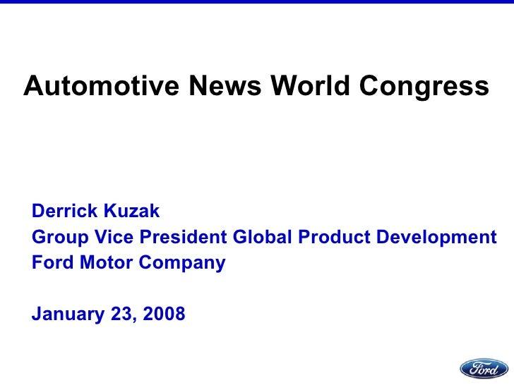 Mazda Pres Kuzak