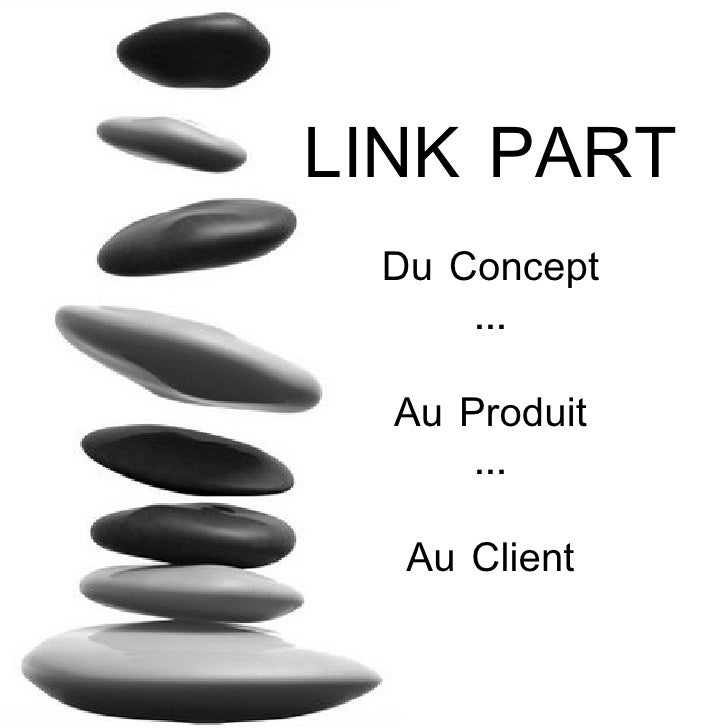 Pres link part