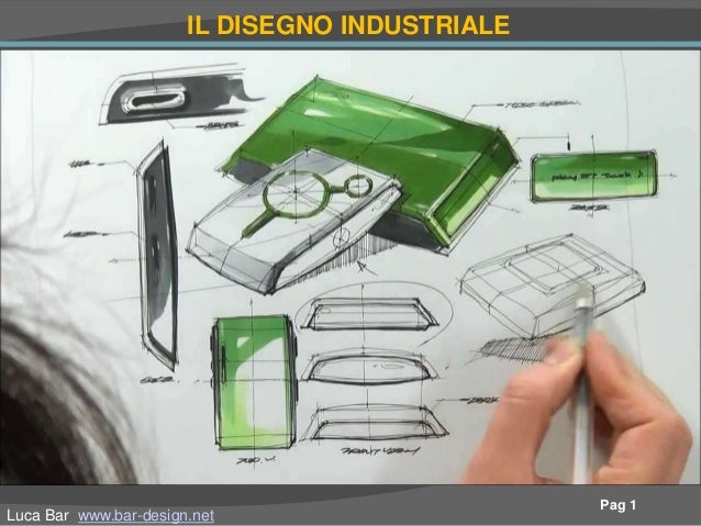 il disegno industriale