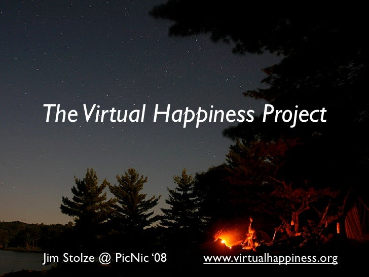 Virtual Happines Project